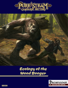 Ecology of the Wood Booger