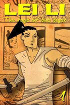"Lei Li ""The rage of the tiger"" #01"