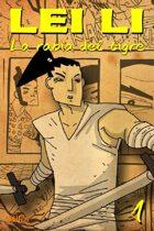 """Lei Li """"La rabia del tigre"""" #01 (español)"""