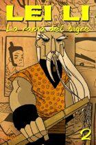 """Lei Li """"La rabia del tigre"""" #02 (español)"""