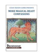 More Magical Beast Companions