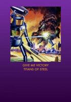 GMV - Titans of Steel
