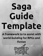 Saga Guide Template