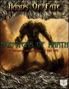 Monsters of Karth