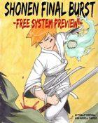 Shonen Final Burst System Preview