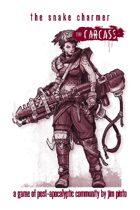 Snake Charmer Class, The Carcass, GMZero RPG 4