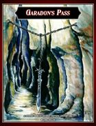 Garadon's Pass (Mystic Forces Second Edition Adventure)