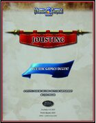 Jousting (Mystic Forces Second Edition Supplement)