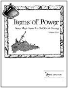 Items of Power - Volume Two