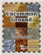 Uncommon Ground - Pitted Paint