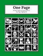 One Page - Big Deal #1 [BUNDLE]