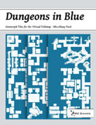 Dungeons in Blue - Miscellany Pack [BUNDLE]