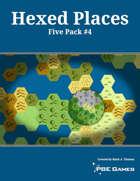 Hexed Places - Five Pack #4 [BUNDLE]