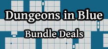 Dungeons in Blue Bundles