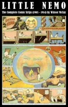 Little Nemo - The Complete Comic Strips (1905-1914) by Winsor McCay (Platinum Age Vintage Comics)
