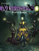 Malifaux - Rising Powers Expansion - 1.5