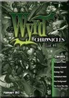 Wyrd Chronicles - Ezine - Issue 04