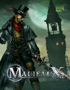 Malifaux 2E - Core (Spanish)