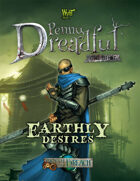 Through the Breach RPG - Penny Dreadful One Shot - Earthly Desires