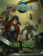 Through the Breach RPG - Core Rules
