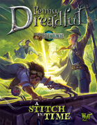 Through the Breach RPG - Penny Dreadful - A Stitch in Time