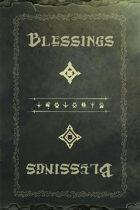 DCR Expansion - Blessing Cards