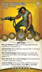 Convict Gunslinger B
