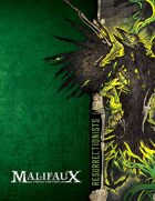 Malifaux - Resurrectionists Faction Book - M3E