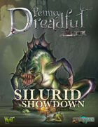 Through the Breach RPG - Penny Dreadful One Shot - Silurid Showdown