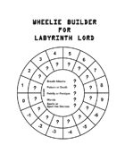 Wheelie Builder For Labyrinth Lord