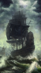 Unlimited Pirate Ship Names!