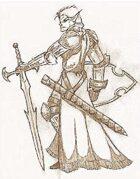 Fantasy Stock Art (Elven Hero)