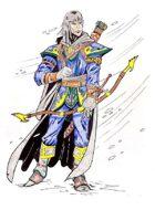 Fantasy Stock Art (Grey Elf)