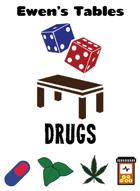 Ewen's Tables: Drugs
