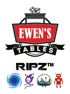 Ewen's Tables: Ripz™
