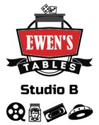 Ewen's Tables: Studio B