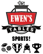 Ewen's Tables: Sports