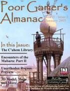 Poor Gamer's Almanac (January 2005)