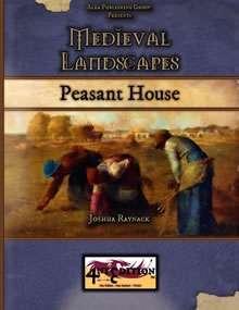 Medieval Landscapes: Peasant House
