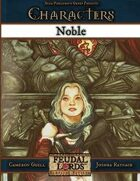 Feudal Characters: Noble