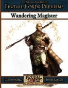Wandering Magister