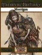 Medieval Bestiary: Morrigan