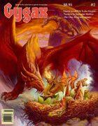 Gygax magazine issue #2