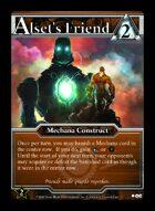 Alset's Friend - Custom Card