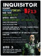 Attack The Darkness - Inquisitor Starter Deck