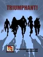 Triumphant! Super Heroic Role Playing Game