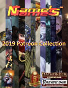 2019 Patreon Collection [BUNDLE]