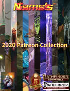 2020 Patreon Collection [BUNDLE]