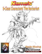 S-Class Characters: The Barbarian