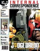 Internal Correspondence #80 (Comics and Graphic Novels, Movies & TV)